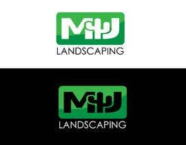 nº 60 pour Design a Logo for MOJO Landscaping par Kkeroll