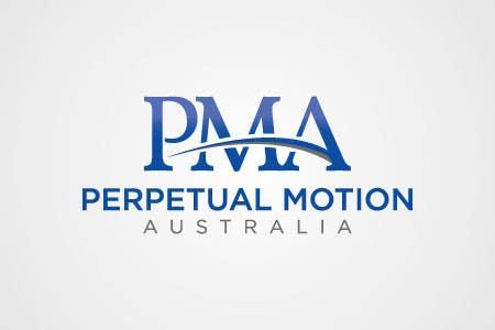 Bài tham dự cuộc thi #                                        17                                      cho                                         Design a Logo for Perpetual Motion Australia