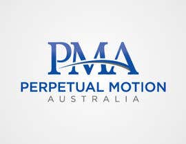 #17 para Design a Logo for Perpetual Motion Australia por identitypartner