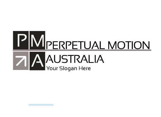Penyertaan Peraduan #3 untuk Design a Logo for Perpetual Motion Australia
