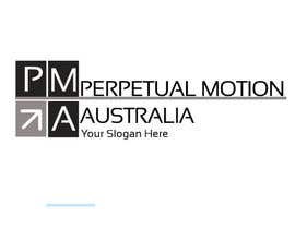 #3 for Design a Logo for Perpetual Motion Australia by ilaroon