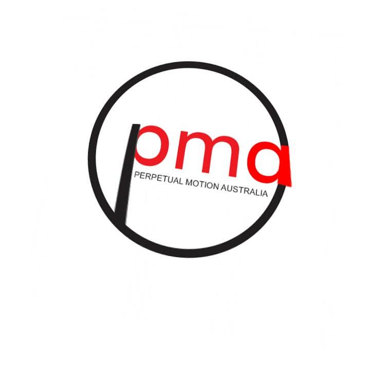 Bài tham dự cuộc thi #                                        68                                      cho                                         Design a Logo for Perpetual Motion Australia