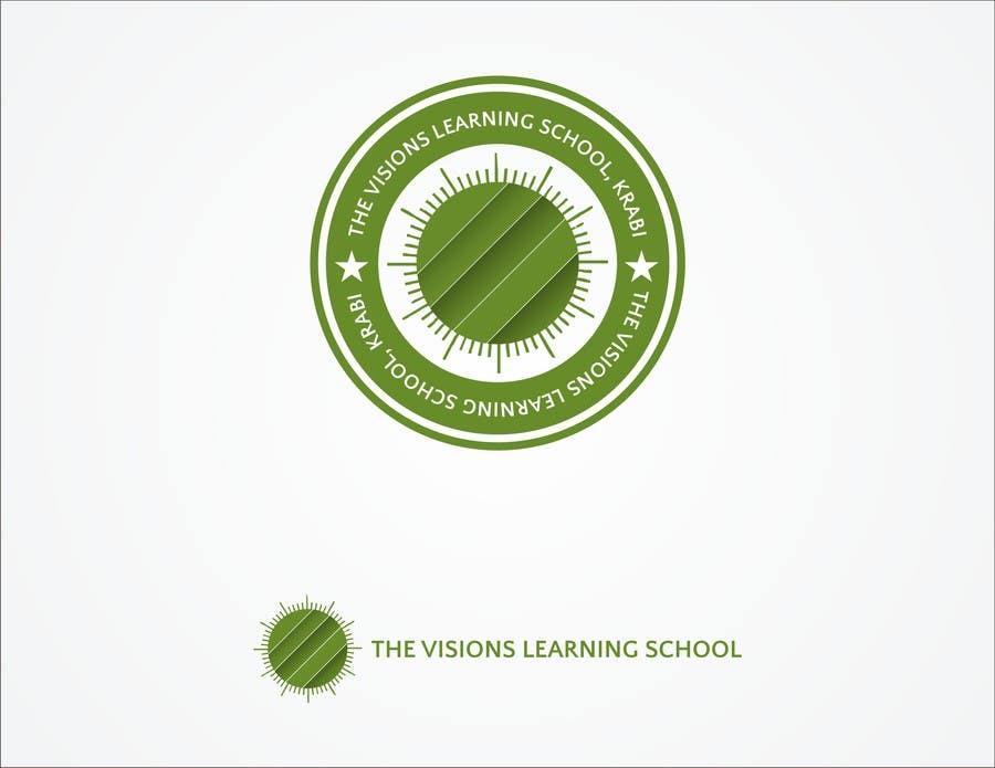 Penyertaan Peraduan #1 untuk Design a Logo for our school ( The Visions Learning School)