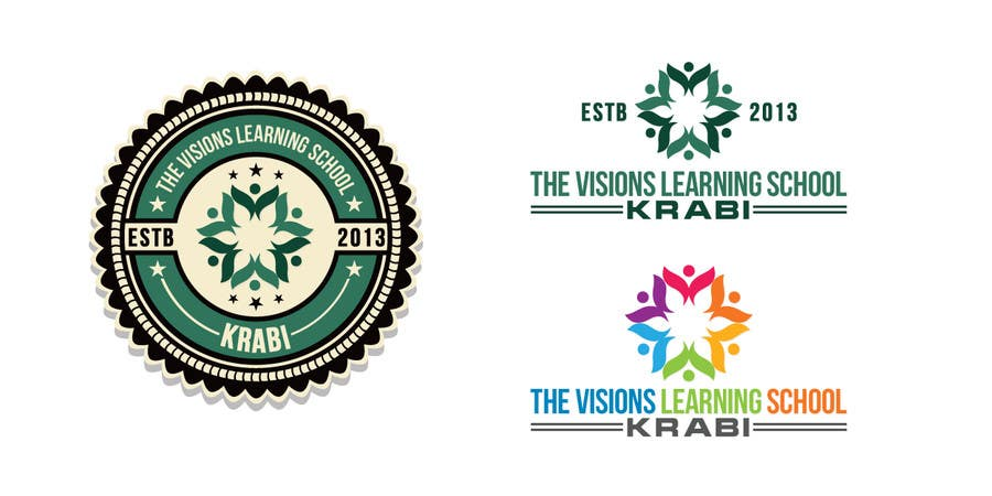 Penyertaan Peraduan #9 untuk Design a Logo for our school ( The Visions Learning School)