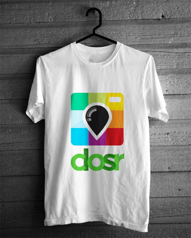 #30 untuk Design a T-Shirt for a photography social network. oleh eurio