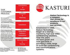 bethmccue tarafından Company Profile Data Sheet Design Competition için no 2