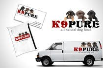 Graphic Design Contest Entry #149 for Graphic Design / Logo design for K9 Pure, a healthy alternative to store bought dog food.