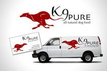 Graphic Design Contest Entry #50 for Graphic Design / Logo design for K9 Pure, a healthy alternative to store bought dog food.