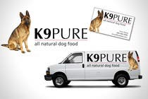 Graphic Design Contest Entry #72 for Graphic Design / Logo design for K9 Pure, a healthy alternative to store bought dog food.