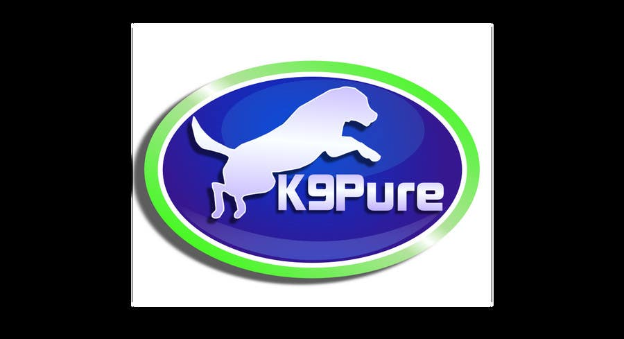 Contest Entry #                                        100                                      for                                         Graphic Design / Logo design for K9 Pure, a healthy alternative to store bought dog food.