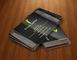 #6 para Design some Business Cards for NEED A LOGO/BUSINESS CARD FOR NEW PERSONAL TRAINING BUSINESS - FITNESS!! por inangmesraent