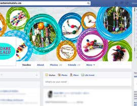 #17 para Create facebook page template for my facebook page por arunnm89