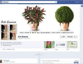 #1 for Create facebook page template for my facebook page by ArchitectKareem