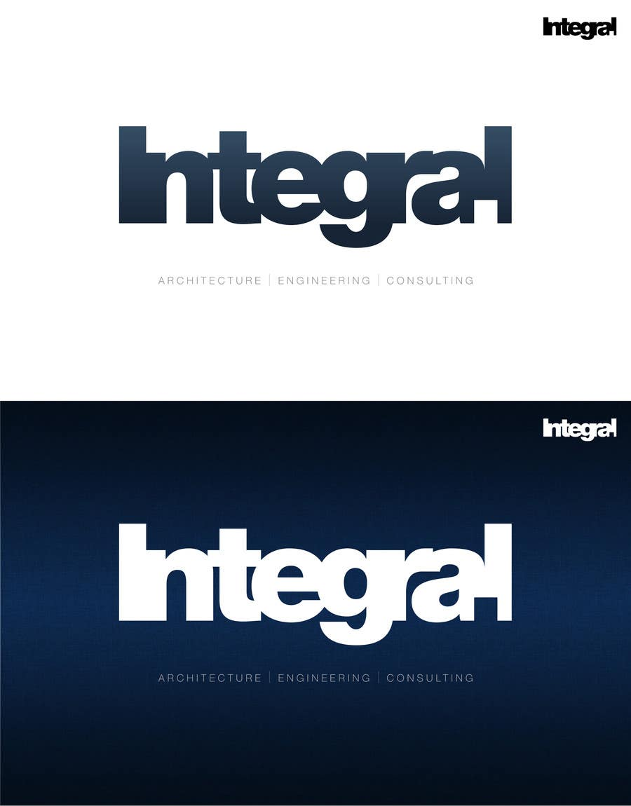 #28 for Re-Design a Logo for  INTEGRAL AEC by HallidayBooks