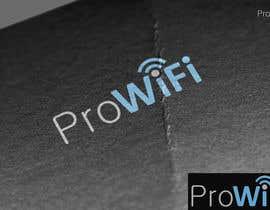 #303 untuk Logo for new WiFi product oleh exua