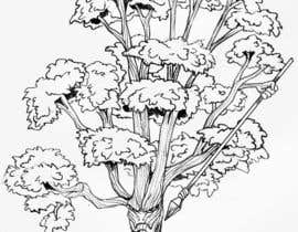 nº 37 pour Draw an Ash Tree with character par paulmage2