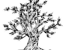 nº 4 pour Draw an Ash Tree with character par andradanicola
