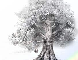 #23 para Draw an Ash Tree with character por shubhamsehgal214