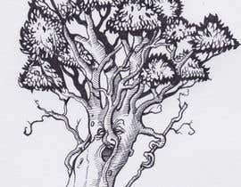 #33 para Draw an Ash Tree with character por AlexanderWelsh73