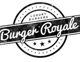 #6 for Design a Logo for Luxury Modern Burger Bar by davidgraeme