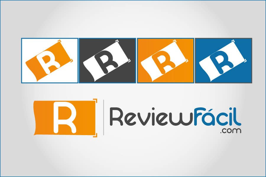#26 for Design a Logo for ReviewFácil (in english means, ReviewEasy) by Naumaan