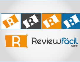 #26 para Design a Logo for ReviewFácil (in english means, ReviewEasy) por Naumaan
