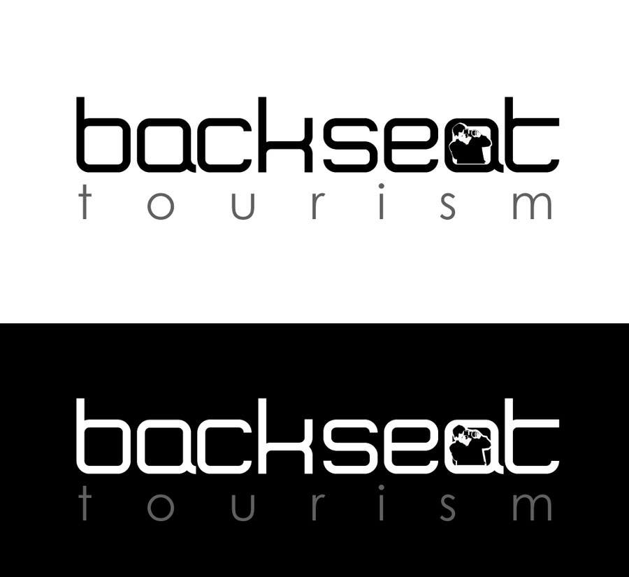 """#130 for Design a Logo for """"Back Seat Tourism"""" **Updated by subhamajumdar81"""