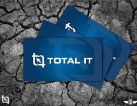 nº 99 pour Logo Design for Total IT Ltd par MaxDesigner
