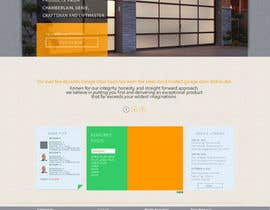 #14 for Create a Wordpress Template for Garage Door Guys responsive website by jowinlee