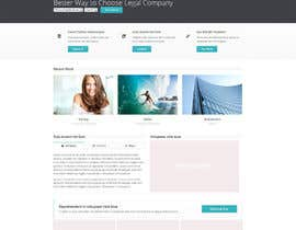 #11 for Create a Wordpress Template for Garage Door Guys responsive website af jamshaidrazaCG