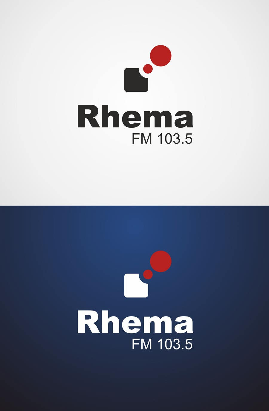 Contest Entry #297 for Logo Design for Rhema FM 103.5