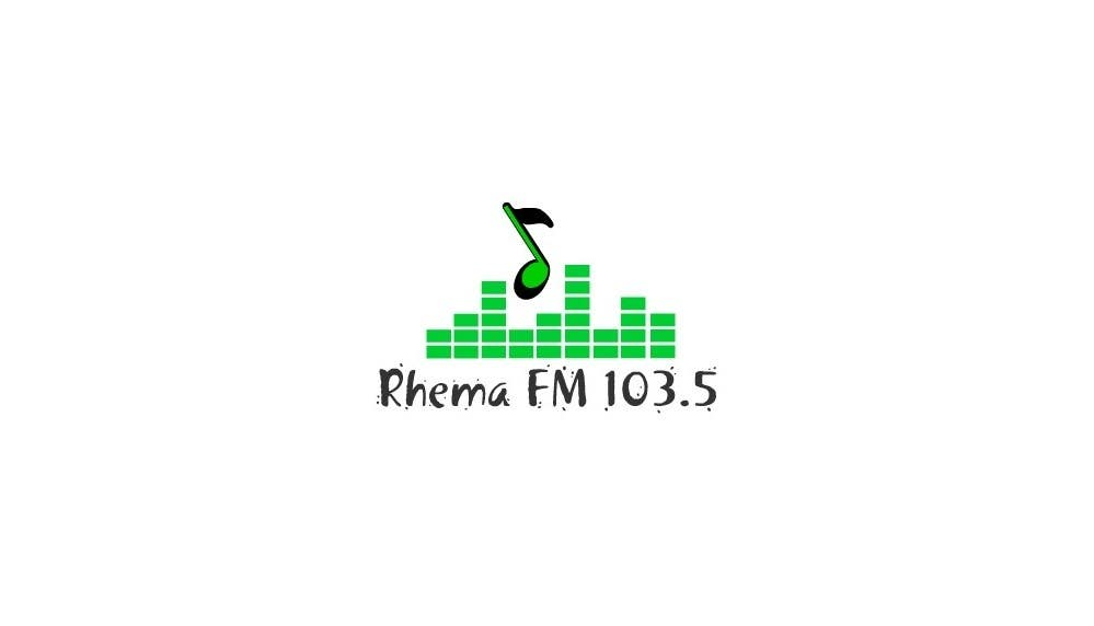 Inscrição nº 321 do Concurso para Logo Design for Rhema FM 103.5