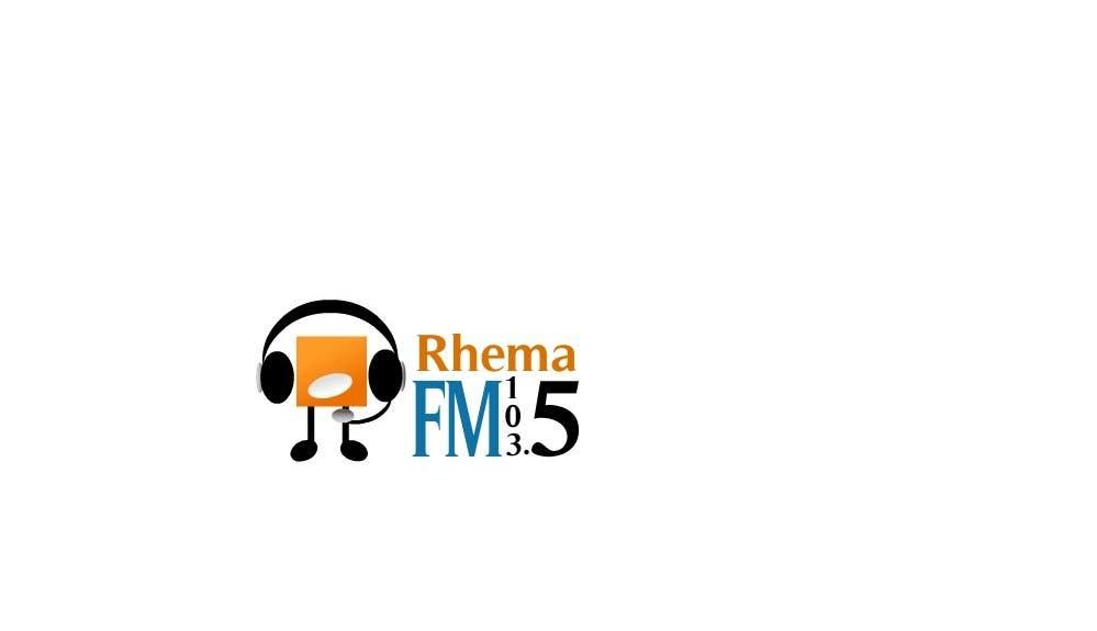 Inscrição nº 324 do Concurso para Logo Design for Rhema FM 103.5
