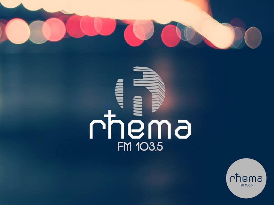 Contest Entry #244 for Logo Design for Rhema FM 103.5