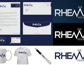 #301 for Logo Design for Rhema FM 103.5 by pbgrafix