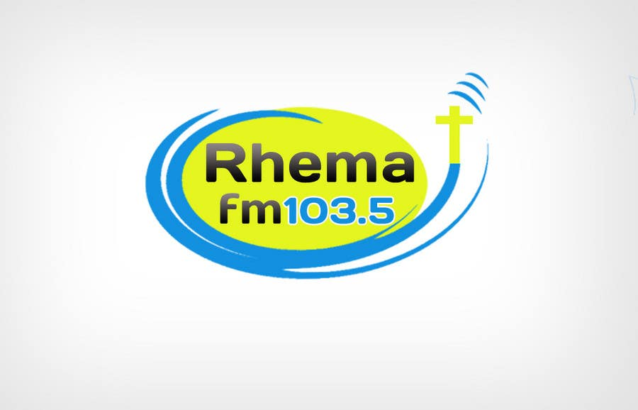 Konkurrenceindlæg #160 for Logo Design for Rhema FM 103.5