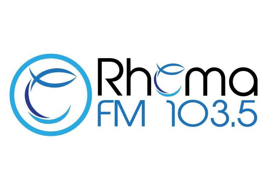 Contest Entry #                                        379                                      for                                         Logo Design for Rhema FM 103.5