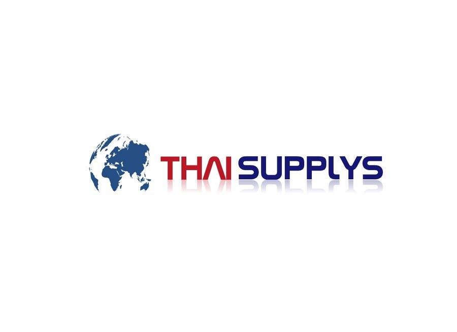Bài tham dự cuộc thi #                                        28                                      cho                                         Design a Logo for Thai Supplys