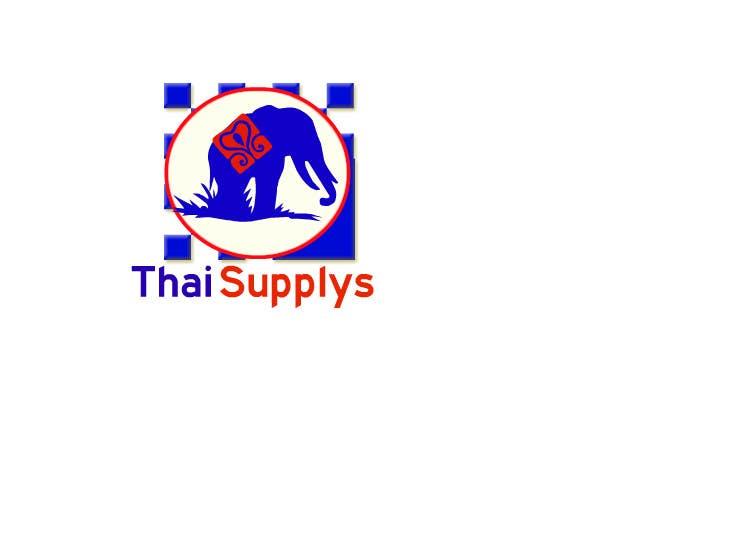 Bài tham dự cuộc thi #                                        43                                      cho                                         Design a Logo for Thai Supplys