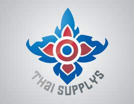 nº 26 pour Design a Logo for Thai Supplys par hegabor