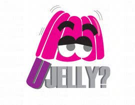 #50 para Logo Design for U Jelly ? de Niccolo