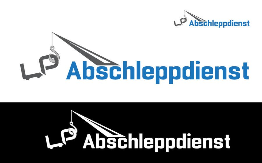 Bài tham dự cuộc thi #                                        3                                      cho                                         Design a Logo for a car towing company