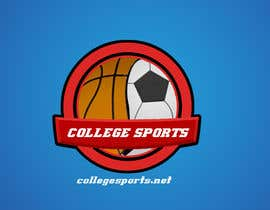 sreesiddhartha tarafından Design a Logo for COLLEGE SPORTS NETWORK (collegesports.net) için no 111