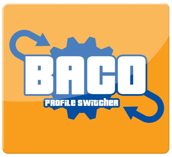 #11 for Design a logo of app: BACO ProfileSwitcher by xali00a