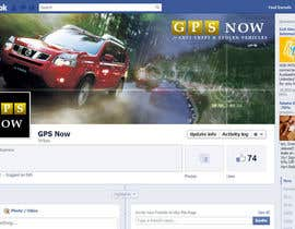 #17 untuk Design a Facebook coverpage for the website 800sold.co.tt and a Coverpage design for a GPS tracking business oleh DaDaDarryl