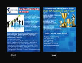 sharkmedia tarafından Design a Flyer for Surging Media Group için no 3