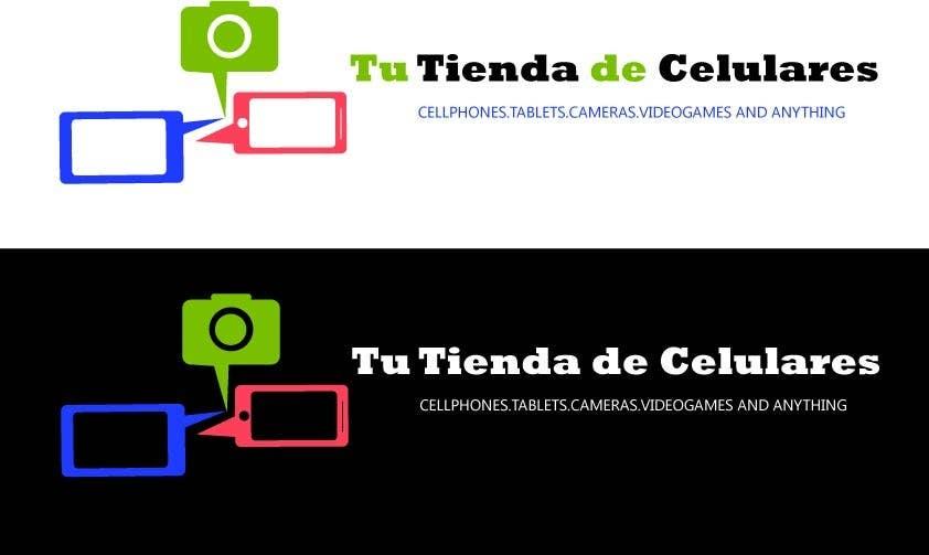 #47 for Logo design for Cellphones store by shobbypillai