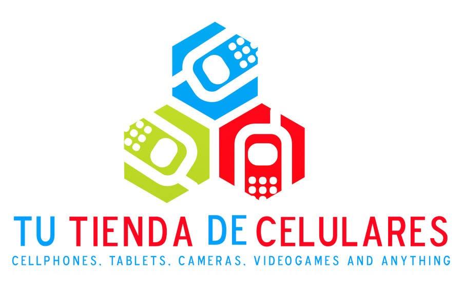 #38 for Logo design for Cellphones store by premiumworks