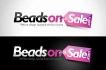 Graphic Design Конкурсная работа №502 для Logo Design for beadsonsale.com