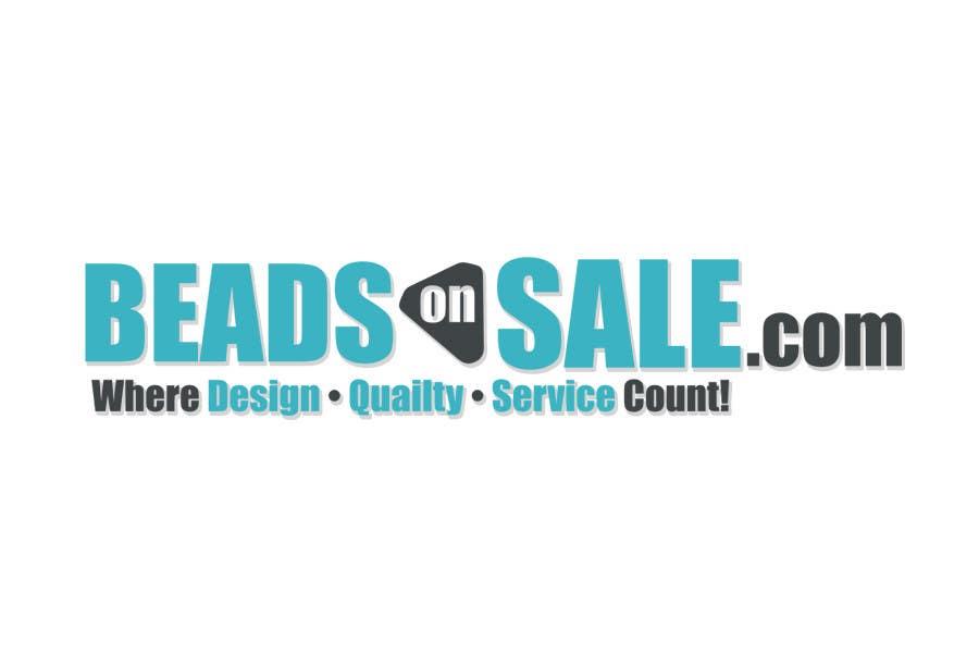 Конкурсная заявка №390 для Logo Design for beadsonsale.com
